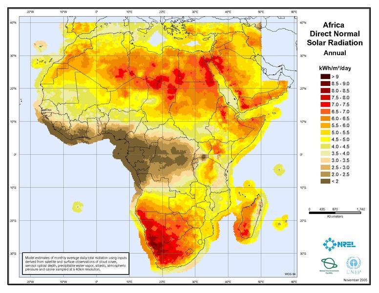 FileNRELafricadirpdf Open Energy Information - Africa map pdf