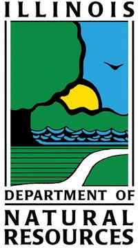 Logo: Illinois Department of Natural Resources
