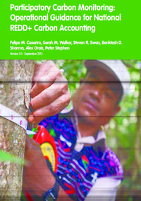 Participatory Carbon Monitoring: Operational Guidance for National REDD+ Carbon Accounting Screenshot
