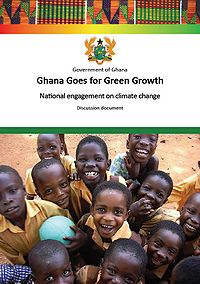 Ghana Goes for Green Growth: National Engagement on Climate Change Screenshot