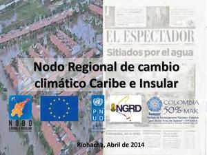 Nodo Regional de cambio climático Caribe e Insular EMaza 3.pdf