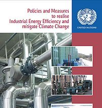 Policies and Measures to Realise Industrial Energy Efficiency and Mitigate Climate Change Screenshot