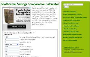 Calculadora comparativa