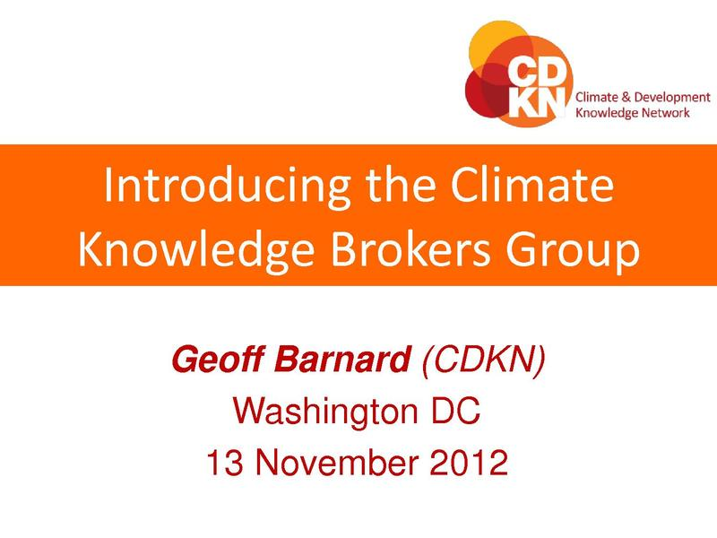 File:Geoff Barnard - Introducing the CKB Group.pdf