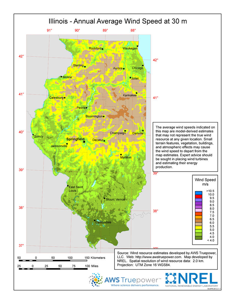 Illinois/Wind Resources/Full Version | Open Energy Information on earth wind map, average temperature map, wind currents map, hawaii prevailing winds map, blank topographic map, average weather map, wind flow map, united states wind map, wind zone map, wind chill map, wind turbine us map, average humidity map us, global rainfall map, us wind resource map, average cloud cover map, global currents map, surface winds map, global wind patterns map, wind energy resource map,