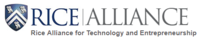 Logo: Rice Alliance for Technology and Entrepreneurship