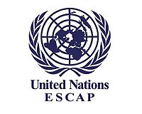 Logo: United Nations Economic and Social Commission for Asia and the Pacific