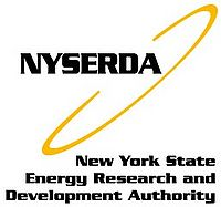 Logo: New York State Energy Research and Development Authority