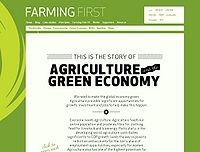 Farming First-Agriculture and the Green Economy Screenshot