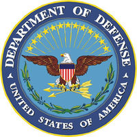 Logo: United States Department of Defense