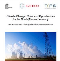 South Africa - Climate Change Risks and Opportunities for the Economy Screenshot