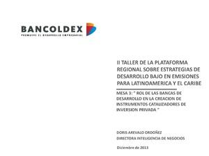 Doris Arevalo - bANCOLDEX.pdf