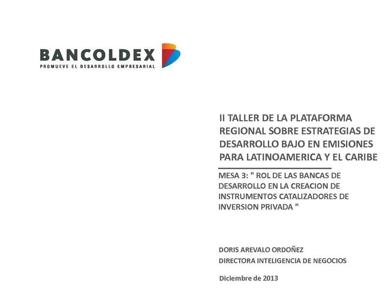 File:Doris Arevalo - bANCOLDEX.pdf