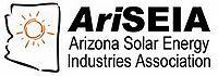 Logo: Arizona Solar Energy Industries Association
