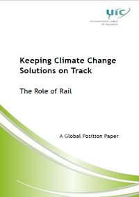 Keeping Climate Change Solutions on Track: The Role of Rail Screenshot