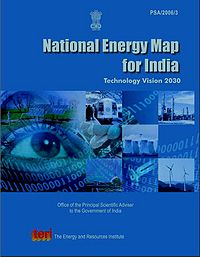 National Energy Map for India:Technology Vision 2030 Screenshot