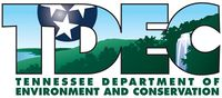 Logo: Tennessee Department of Environment and Conservation