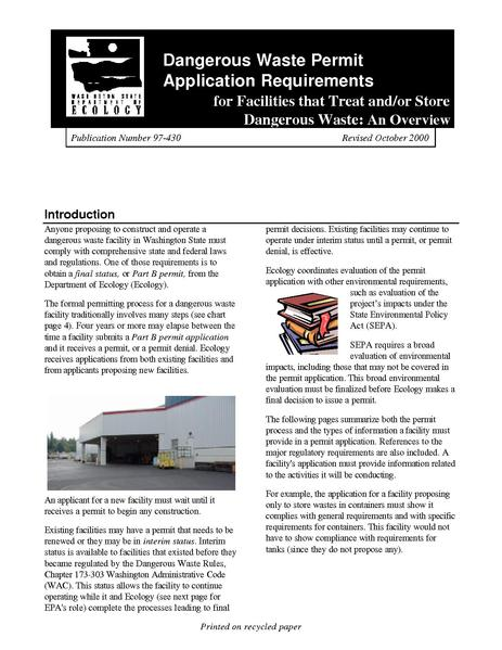 File:Washington State Dangerous Waste Permit Application Requirements- An Overview.pdf