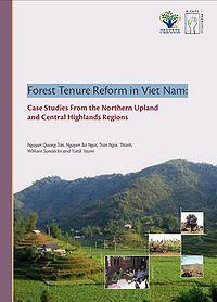 Forest Tenure Reform in Vietnam Screenshot