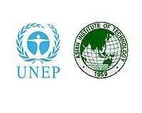 Logo: AIT-UNEP Regional Resource Centre for Asia and the Pacific