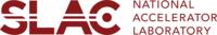 Logo: SLAC National Accelerator Laboratory