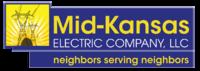 Logo: Mid-Kansas Electric Company