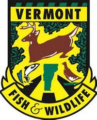 Logo: Vermont Department of Fish and Wildlife