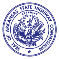 Logo: Arkansas State Highway Commission