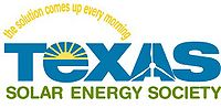 Logo: Texas Solar Energy Society