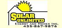 Logo: Solar Unlimited USA