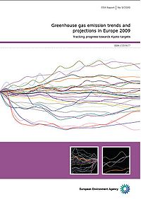Greenhouse Gas Emission Trends and Projections in Europe 2009 Screenshot
