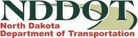 Logo: North Dakota Department of Transportation