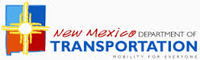 Logo: New Mexico Department of Transportation