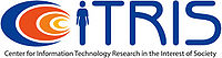 Logo: UC Center for Information Technology Research in the Interest of Society (CITRIS)