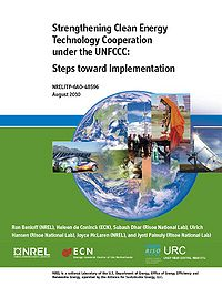 Strengthening Clean Energy Technology Cooperation under the UNFCCC Screenshot