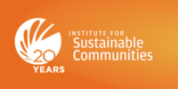 Logo: Institute for Sustainable Communities (ISC)