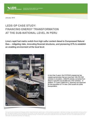 LEDS GP Case Study, Lima .pdf