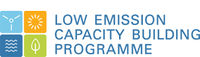Logo: Chile-EU-UNDP Low Emission Capacity Building Programme (LECBP)