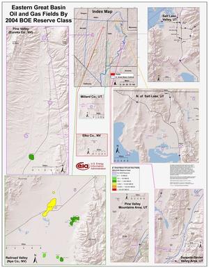 Eastern Great Basin By 2001 BOE Reserve Class