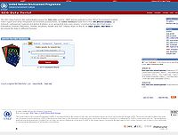 United Nations Environment Programme: Global Environment Outlook Screenshot