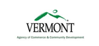 Logo: Vermont Agency of Commerce and Community Development