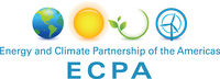 Logo: Energy and Climate Partnership of the Americas