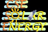 Logo: CSE Solar Energy