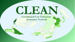 Logo: Coordinated Low Emissions Assistance Network (CLEAN)