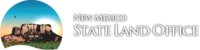 Logo: New Mexico State Land Office