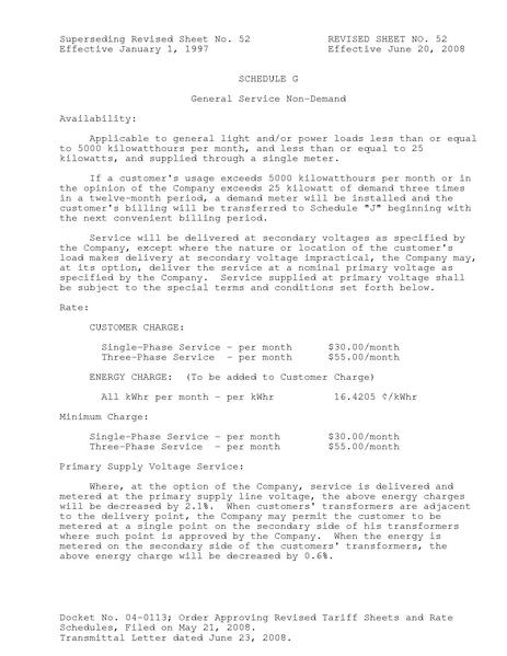File:Utility Rate HECORatesCommercial.pdf