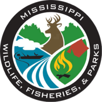 Logo: Mississippi Department of Wildlife, Fisheries and Parks