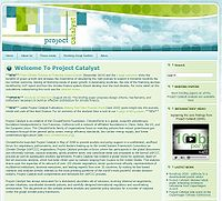Project Catalyst Screenshot