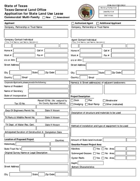 File:App Commercial Leases and Easements or Amendment or Residential Coastal Easements HOA.pdf