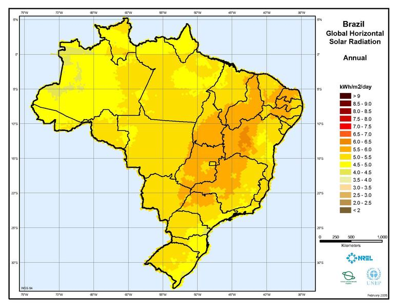 Brazil Open Energy Information - Natural resources of brazil